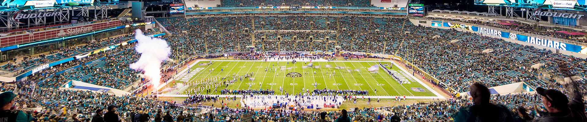 Jacksonville Jaguars Travel and Vacation Packages