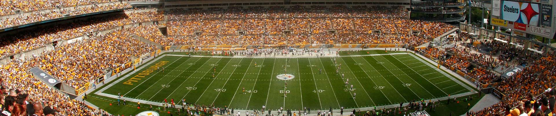 Pittsburgh Steelers Travel and Vacation Packages