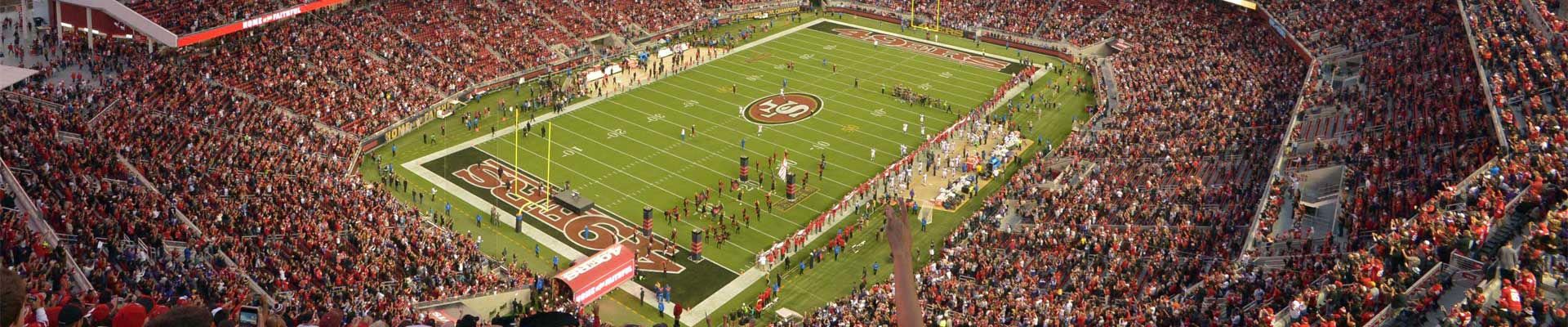San Francisco 49ers Travel and Vacation Packages