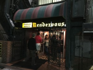 Rendezvous outside